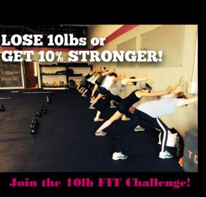 10 lb Challenge 3